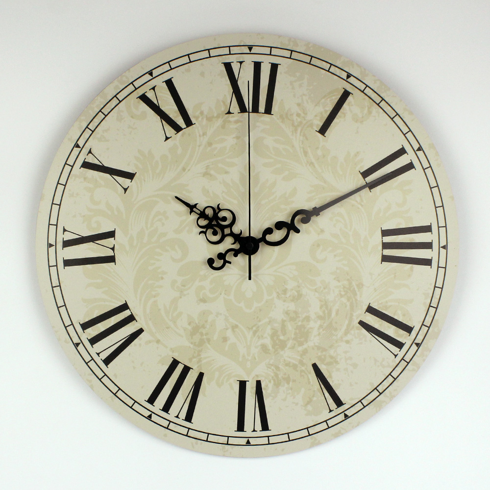 Best More Silent Large Decorative Wall Clock For Bed Room Decor This Month
