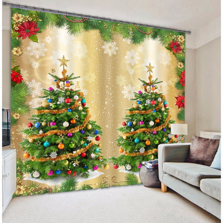 Best Aliexpress Com Buy Christmas Tree Luxury 3D Blackout This Month
