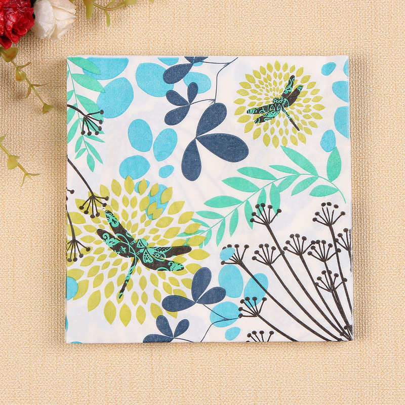 Best 100Pcs Wholesale Personalized Table Paper Napkins Tissue This Month
