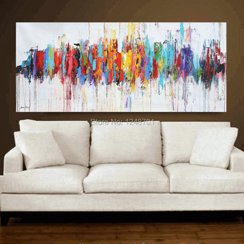 Best Aliexpress Com Buy Modern Abstract Oil Paintings On This Month