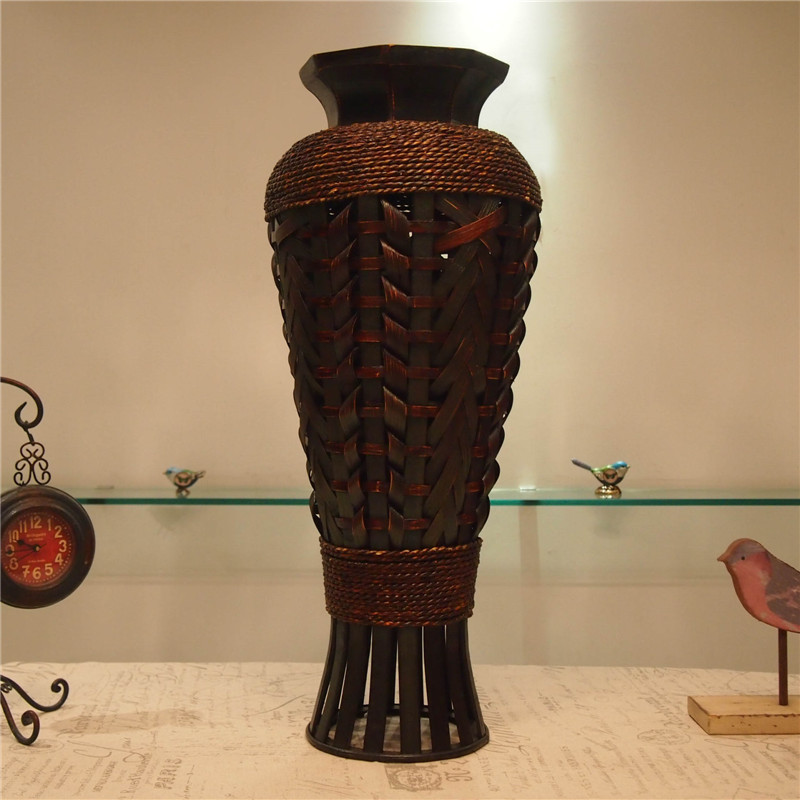 Best Table Classic Large Floor Bamboo Vase Fashion Home Decor This Month