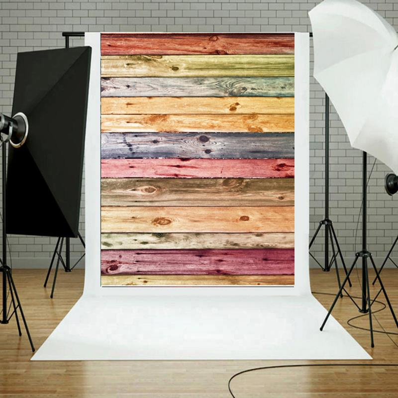 Best Colorful Wood Grain Photo Backgrounds Cloth Photographic This Month