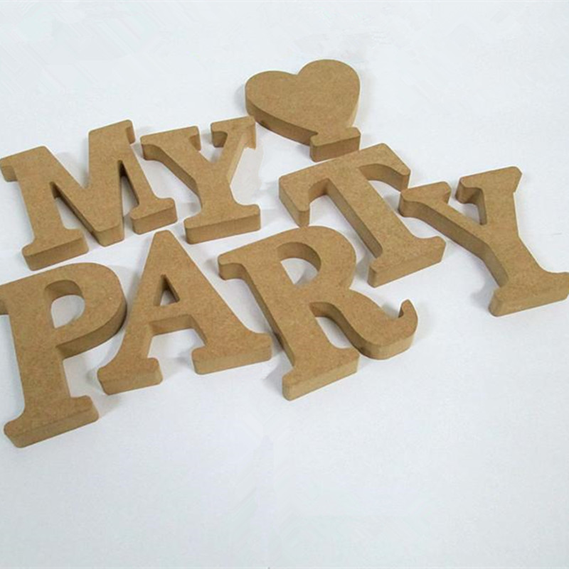 Best Online Buy Wholesale Decorative Wooden Letters From China This Month
