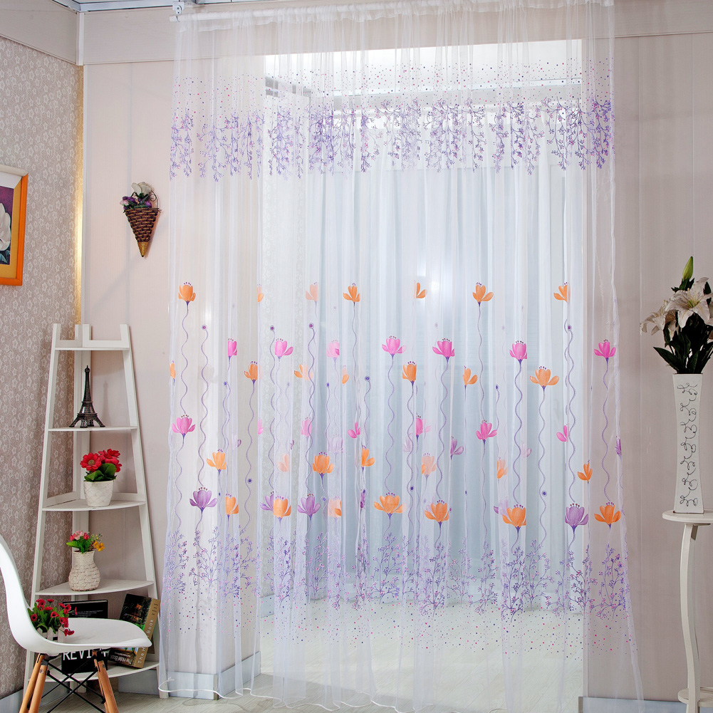 Best Home Decor Drapes Sheer Window Curtains For Living Room This Month