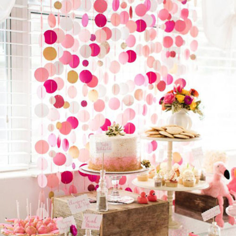 Best Glitter Paper Birthday Party Hanging Bunting Banner Flag This Month