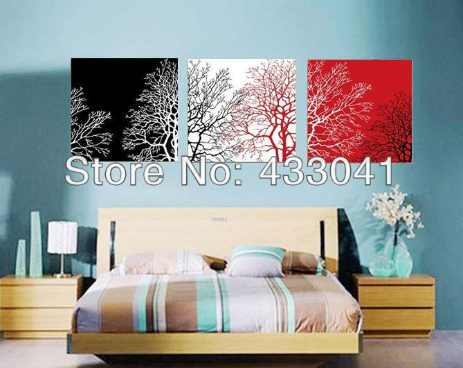 Best Online Wall Art Sets Of 3 Piece Modern Abstract Still Life This Month