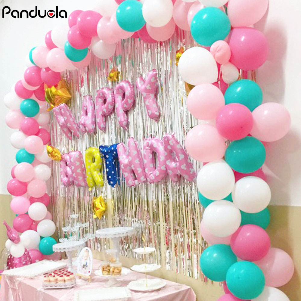 Best 30Pcs 2 2G Princess Birthday Decoration Balloon Balloons This Month