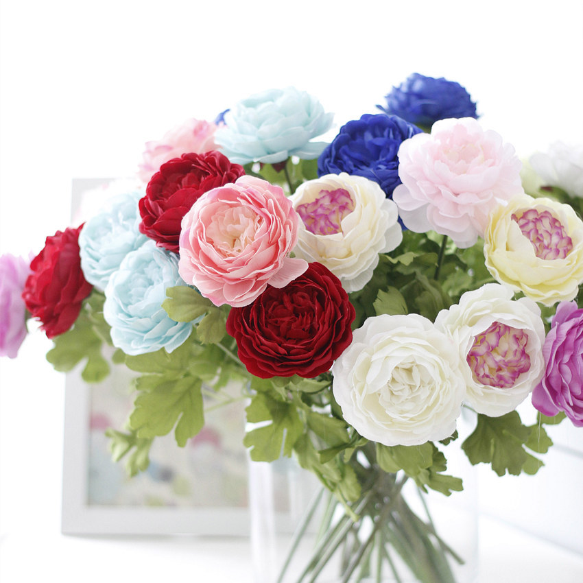 Best Artificial Peony Flowers Cheap Wholesale For Wedding This Month
