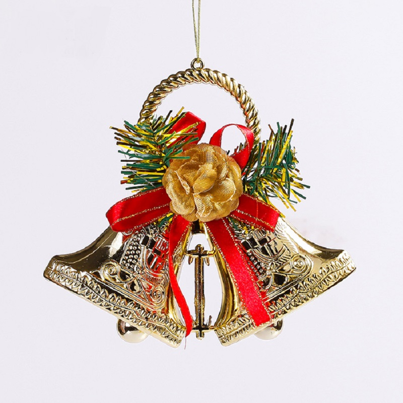 Best Plastic Christmas Bells 15 Cm Christmas Double Bells This Month