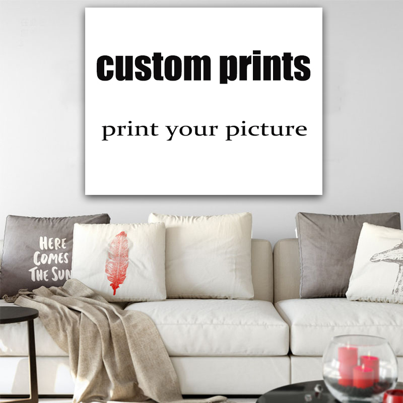 Best Drop Shipping Customized Prints Painting Custom Made This Month