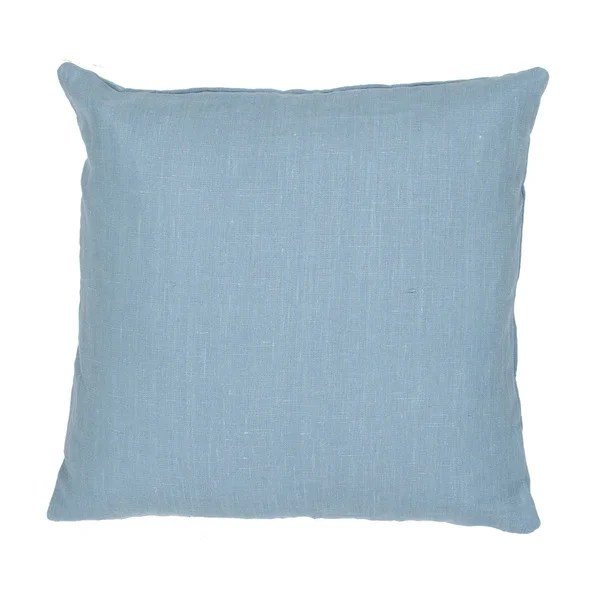 Best Shop Handmade Blue 20 Inch Throw Pillow Free Shipping This Month