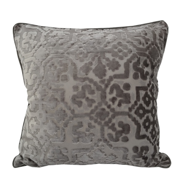 Best Shop Kingray Furniture And Pillows Damask Decorative Cut This Month