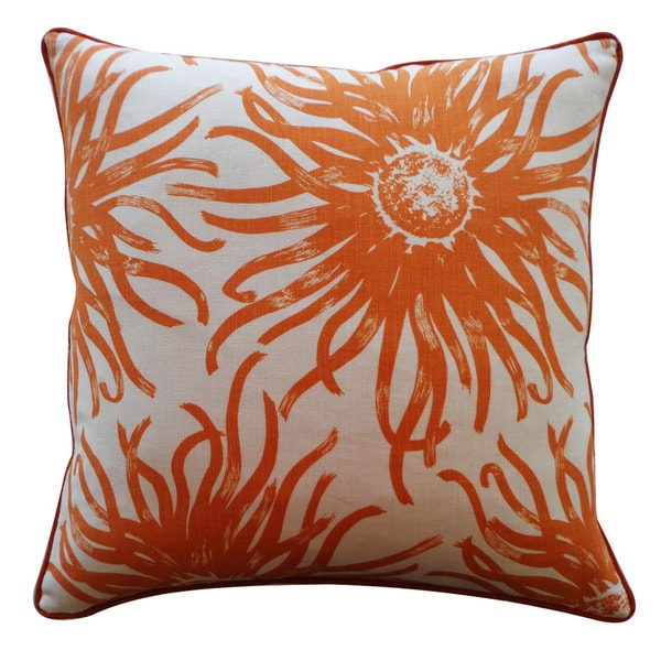 Best Shop Jiti 20 Inch Anenoma Decorative Pillow Free This Month