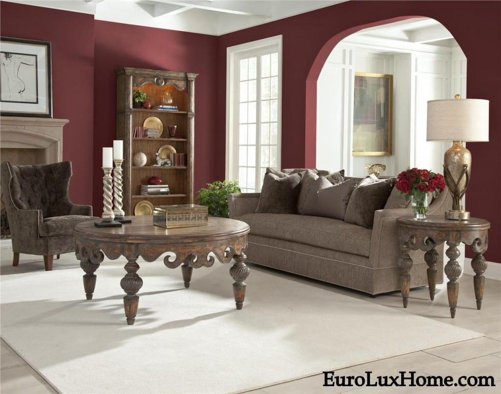 Best Red Wine Colored Decor Letters From Eurolux This Month