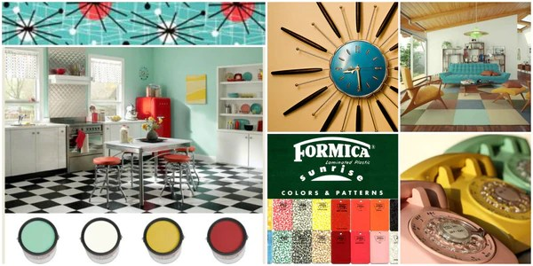 Best Mid Century Home Décor Trends – Vintage Virtue This Month