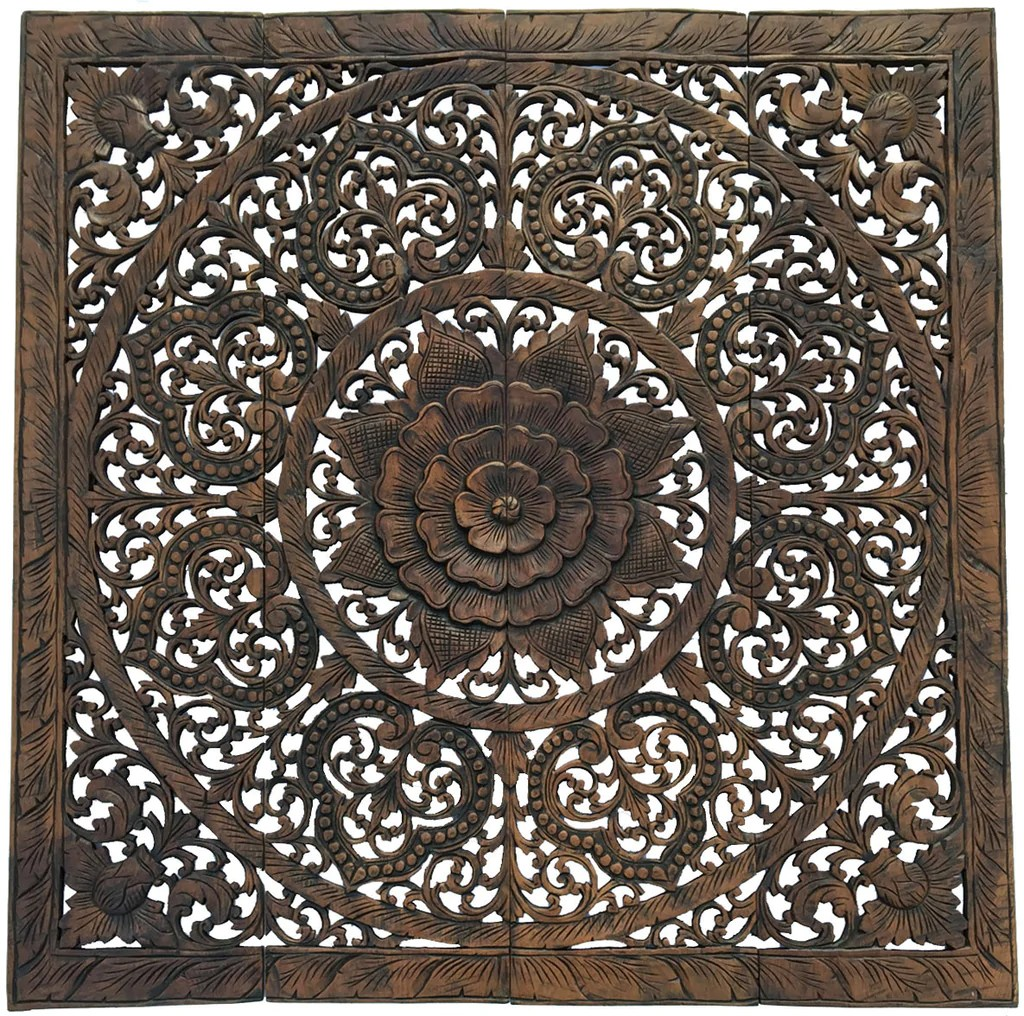 Best Asian Home Decor Selections Elegant Wood Carved Wall This Month