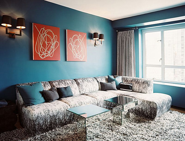 Best From Navy To Aqua Summer Decor In Shades Of Blue This Month