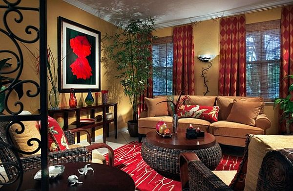Best Decorating With Red Photos Inspiration For A Beautiful This Month