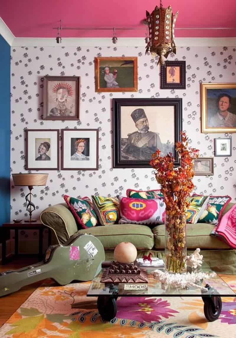 Best Comprehensive Bohemian Style Interiors Guide To Use In This Month