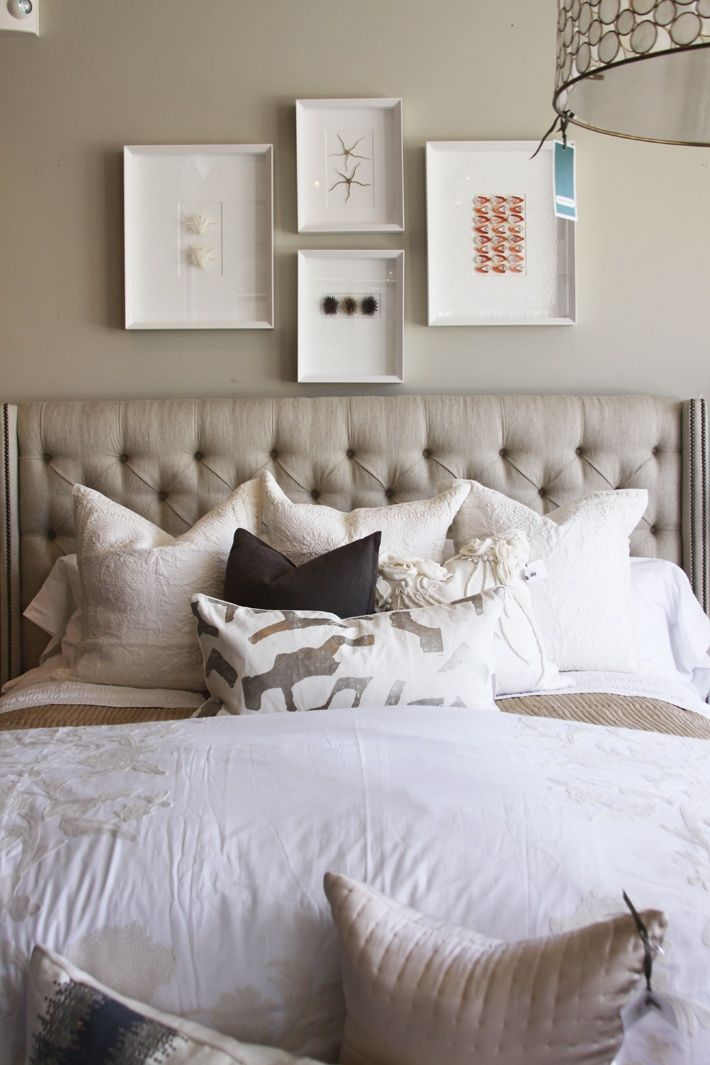 Best Creative Ideas For Decorating The Space Above Your Bed This Month