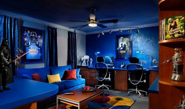 Best 47 Epic Video Game Room Decoration Ideas For 2017 This Month