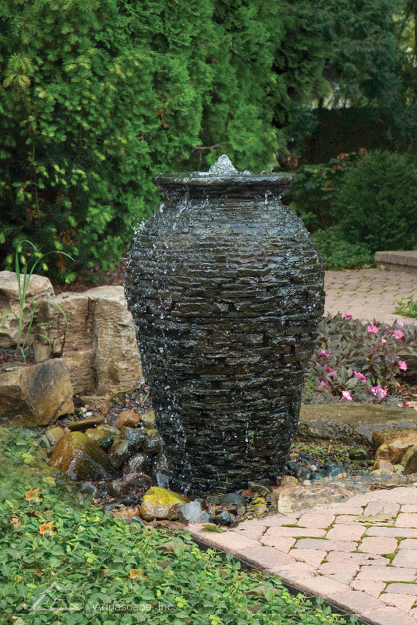 Best Water Fountains Outdoor Water Features Aquascape This Month