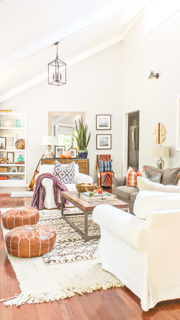Best Boho Chic Fall Home Tour And Decor Tips Fall Decor This Month