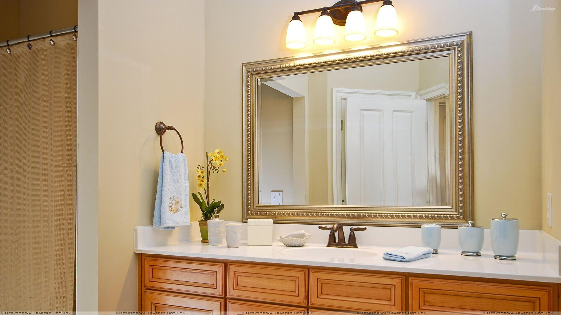 Best 20 Collection Of Decorative Mirrors For Bathroom Vanity This Month