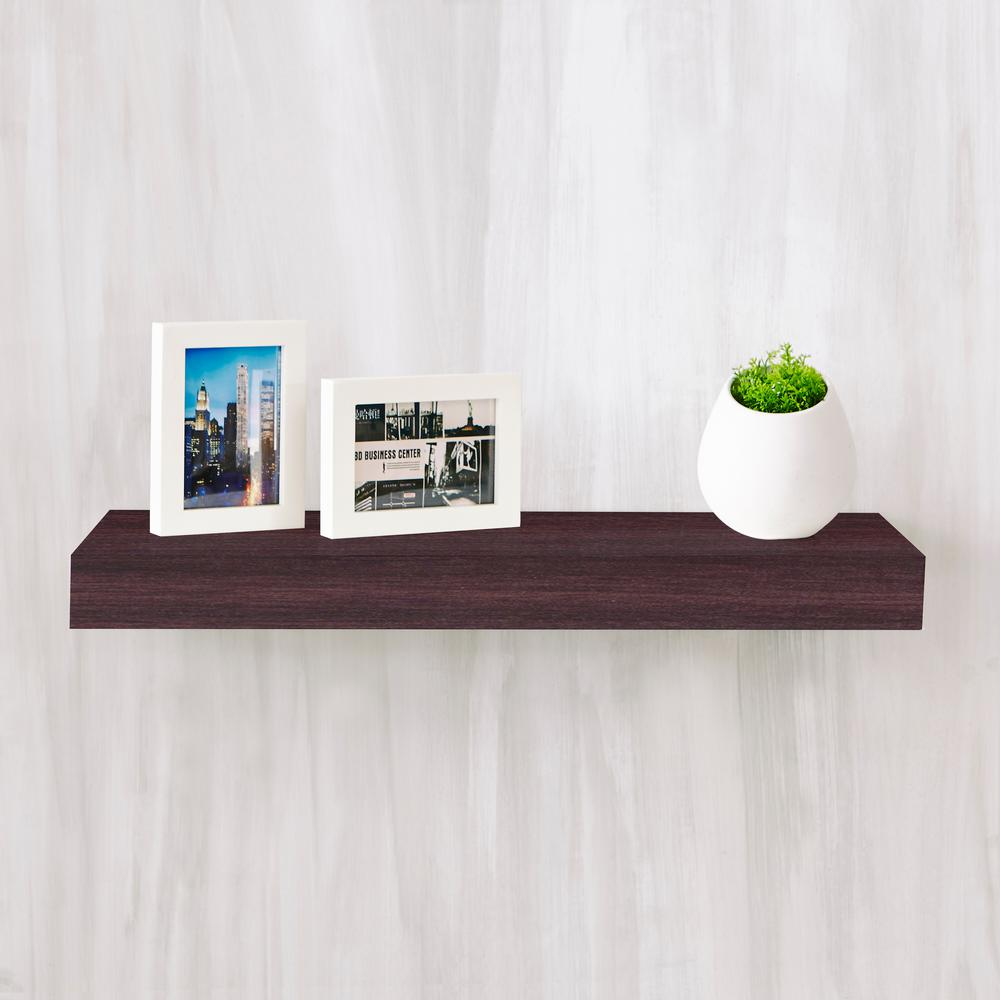 Best Way Basics Ravello 24 In X 2 In Zboard Wall Shelf This Month