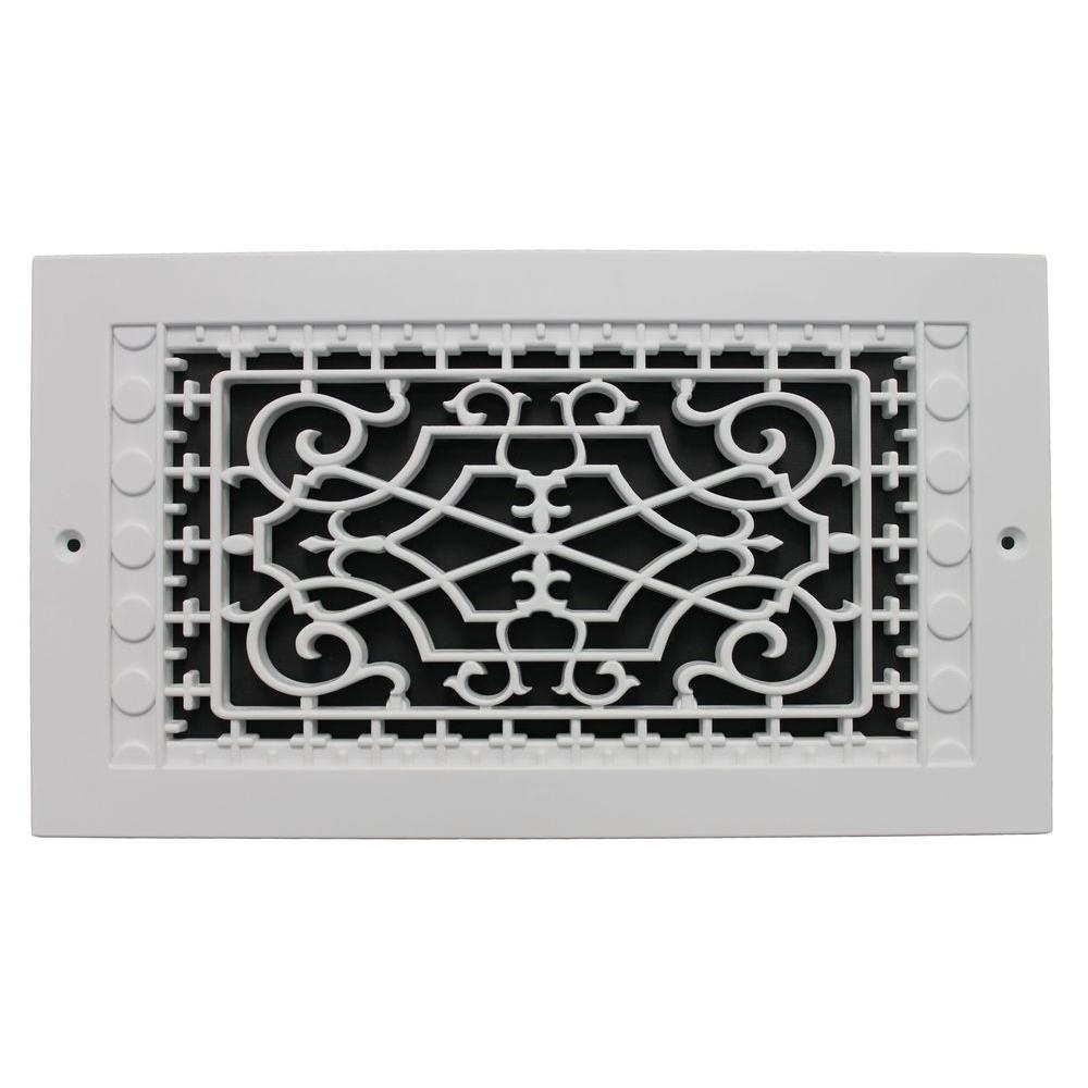 Best Return Air Vent Grille Cold Decorative Plastic Wall This Month