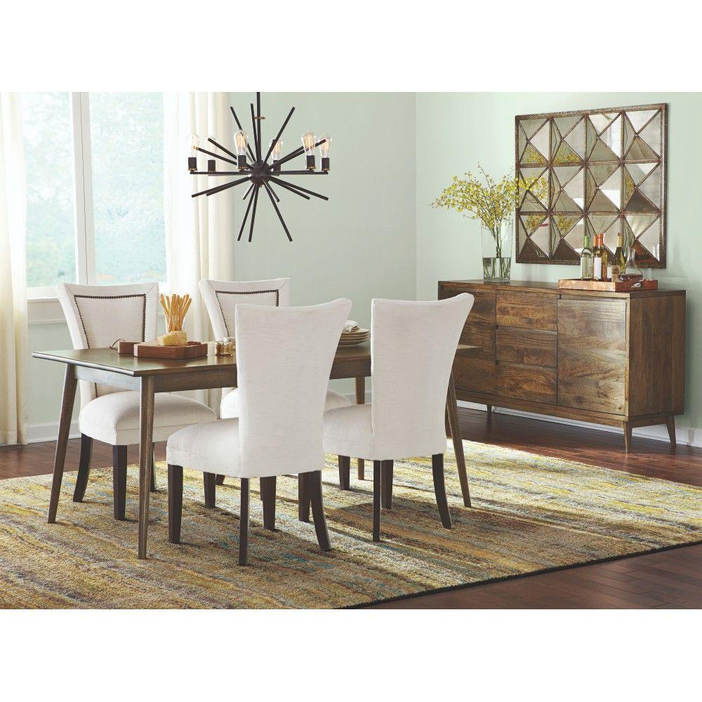 Best Home Decorators Collection Conrad Antique Natural Dining This Month