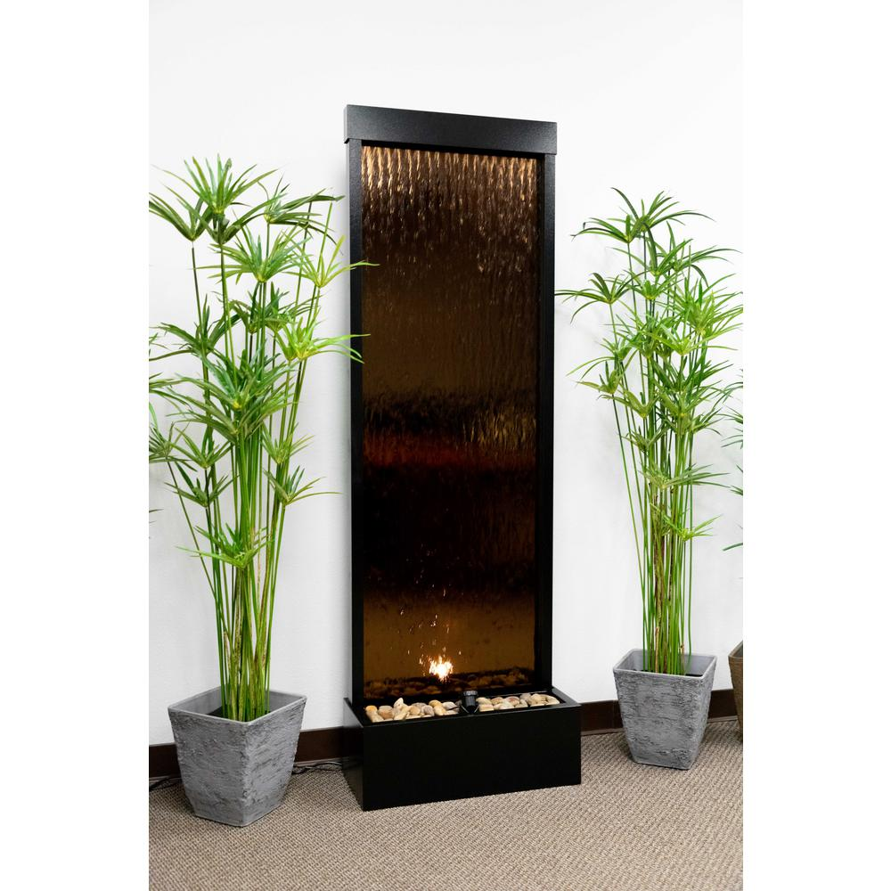 Best Alpine Mirror Water Fall Bronze Fountain With Decorative This Month