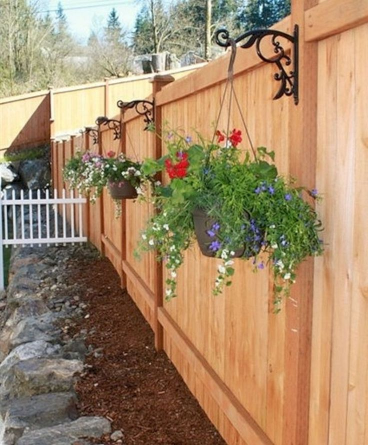 Best 1089 Best Fence Ideas Images On Pinterest Fence Ideas This Month
