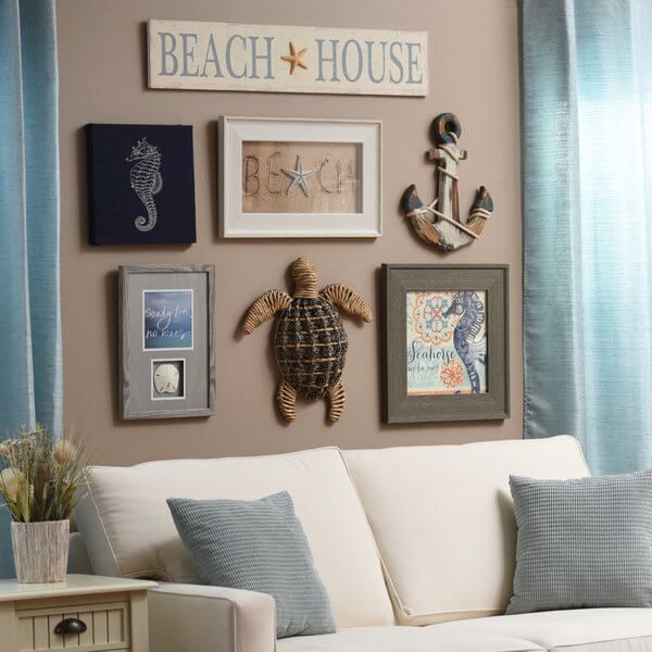 Best 25 Beach Wall Decor Ideas On Pinterest Beach House This Month