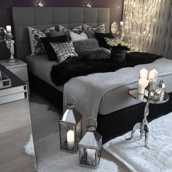Best 25 Black Room Decor Ideas On Pinterest Black This Month