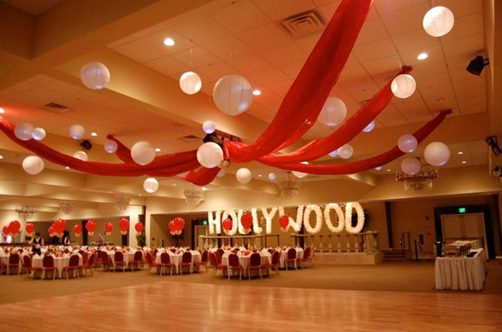 Best Balloons Grad Hollywood Party Decorations Hollywood This Month
