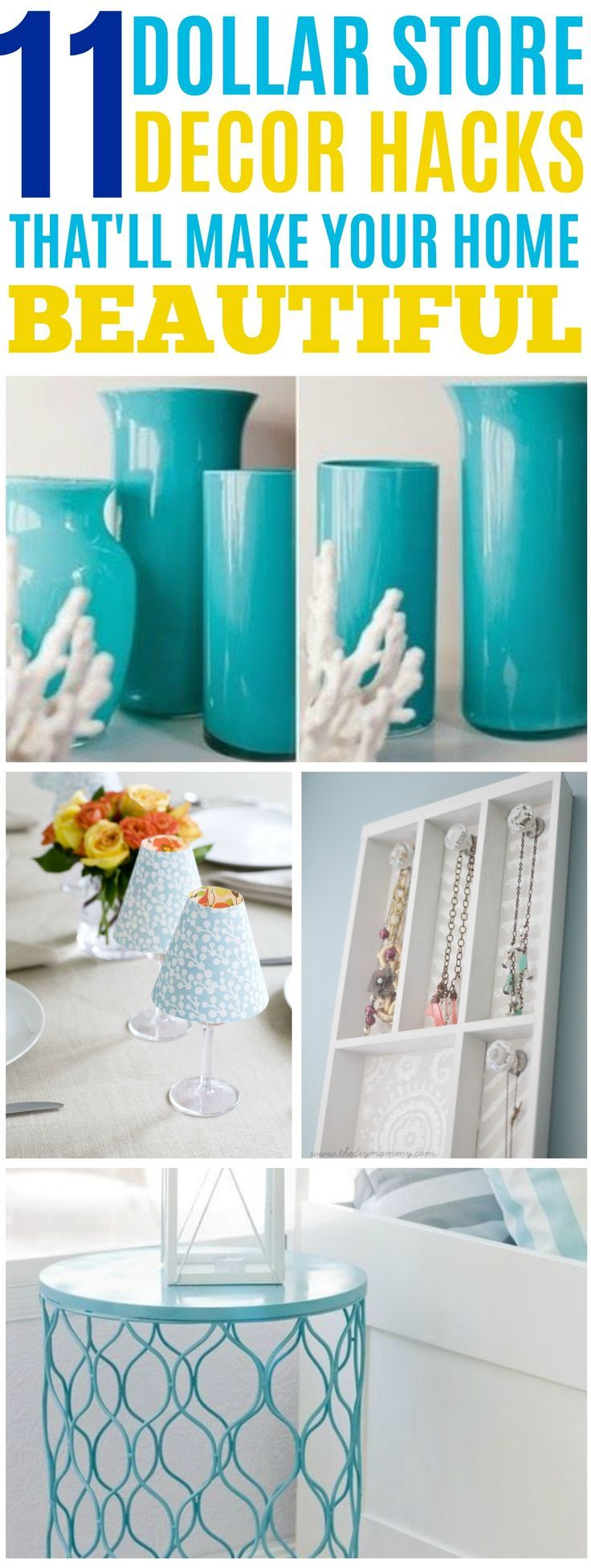 Best 25 Homemade Home Decor Ideas On Pinterest Homemade This Month