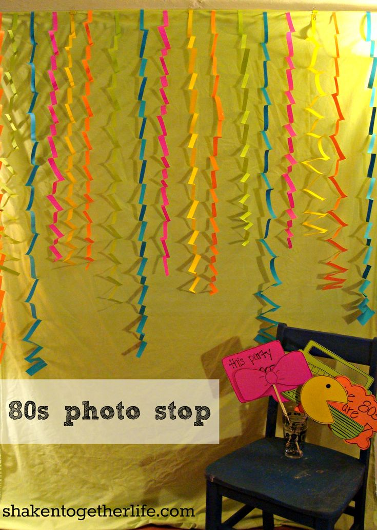 Best The 25 Best 80S Party Decorations Ideas On Pinterest This Month