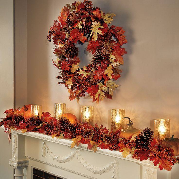 Best 58 Best Fall Decor Images On Pinterest Autumn Harvest This Month