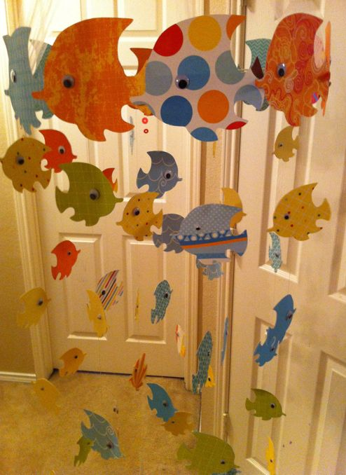 Best 51 Best Under The Sea Decorations Images On Pinterest This Month