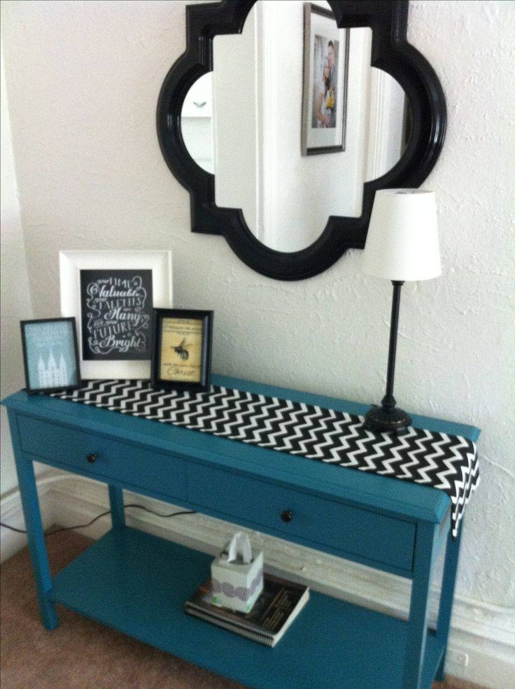 Best 25 Best Hall Table Decor Ideas On Pinterest Foyer Table This Month