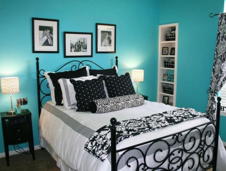 Best Bedroom Ideas With Black Furniture And Blue Walls Home This Month