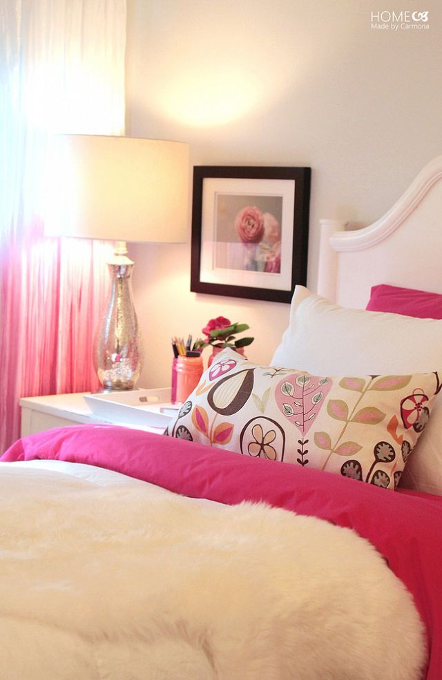 Best 25 Pink Bedrooms Ideas On Pinterest Bedroom Decor This Month