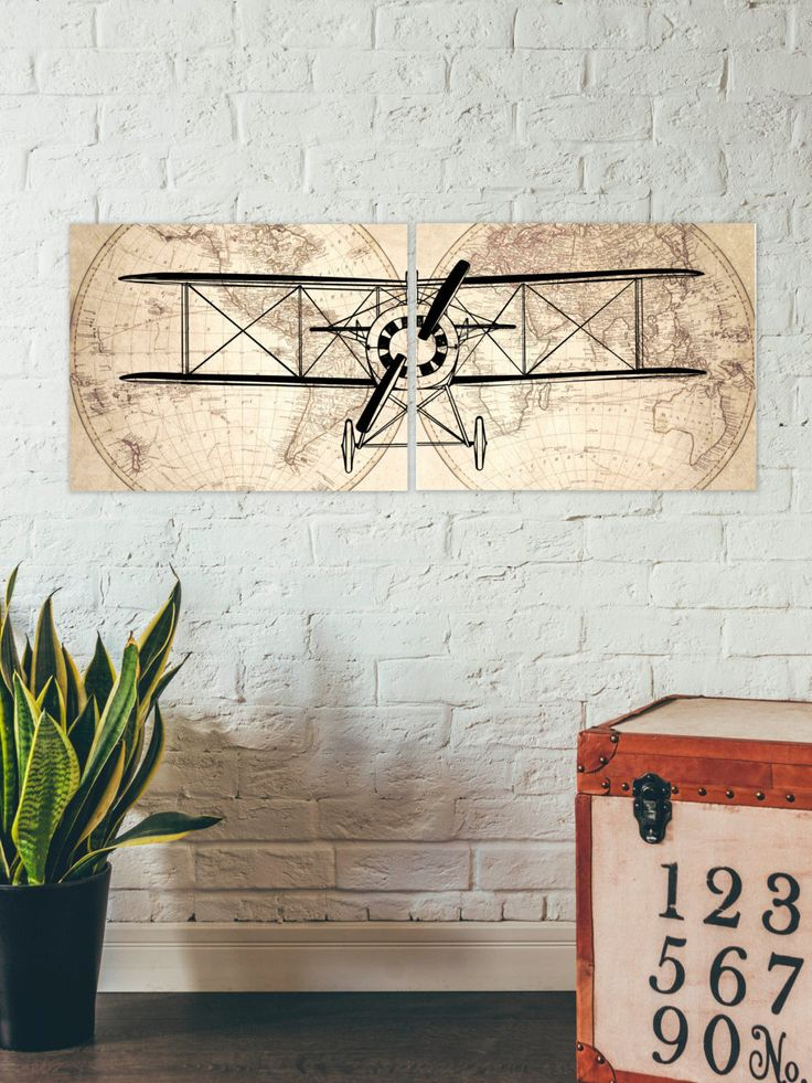 Best 25 Airplane Wall Art Ideas On Pinterest Airplane This Month