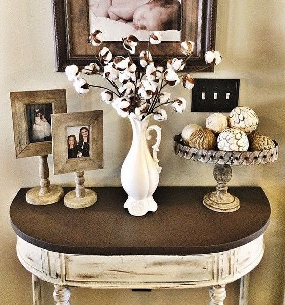 Best 25 Accent Table Decor Ideas On Pinterest Foyer This Month