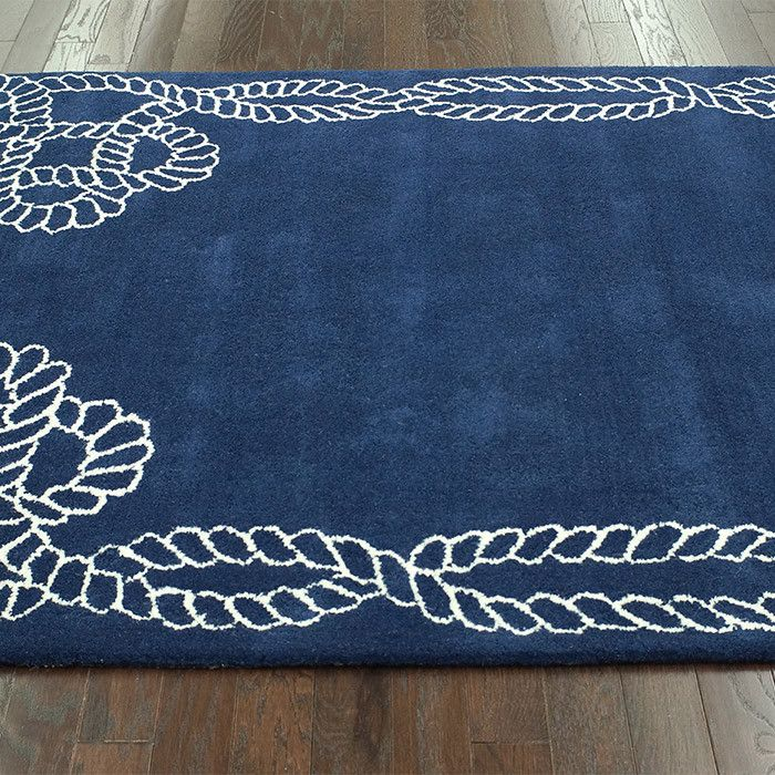 Best Nautical Rug This Is A Really Nice Rope Design Perfect This Month