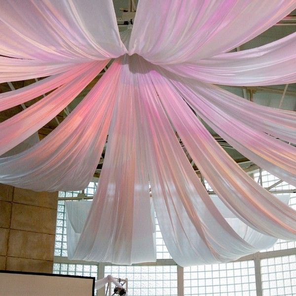 Best Hanging Fabric From Ceiling Ideas Decorating With Sheer This Month