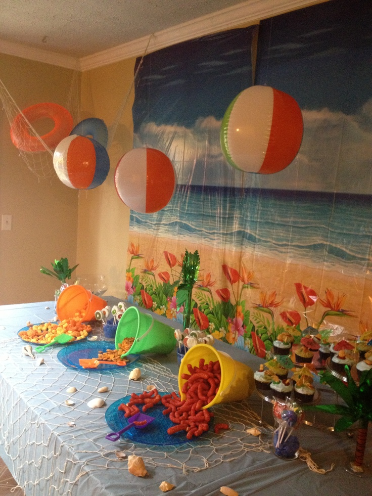 Best 25 Beach Party Themes Ideas On Pinterest Kids Beach Party Kid Pool Parties And Beach Party This Month