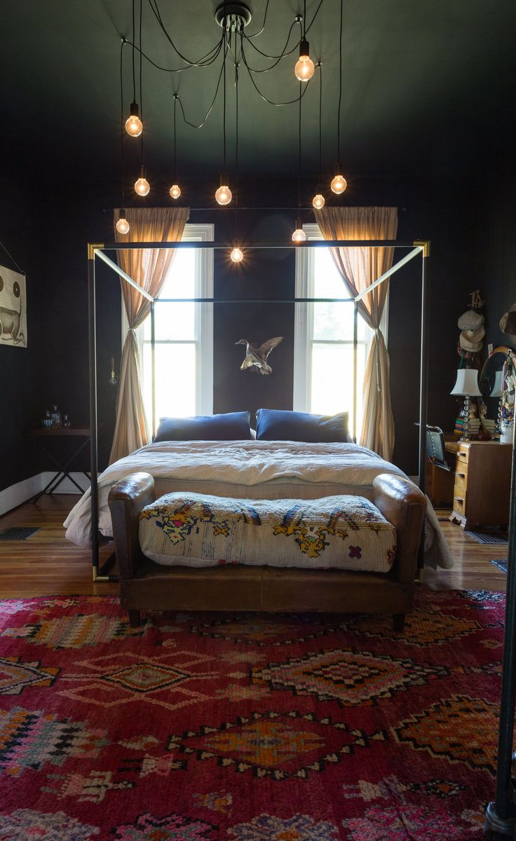 Best 25 Dark Bedroom Walls Ideas On Pinterest Dark This Month