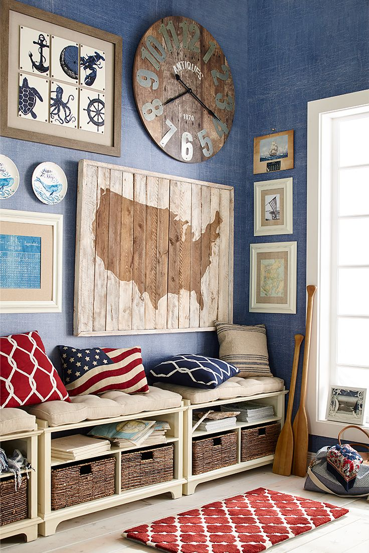 Best 25 Americana Bedroom Ideas On Pinterest Patriotic This Month